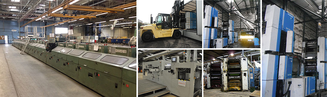 About us - used printing equipment